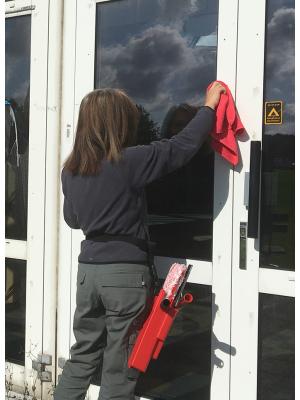 Fönsterputsutrustning från Pulex