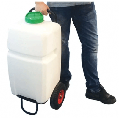 Purewash vattenkärra utan filter