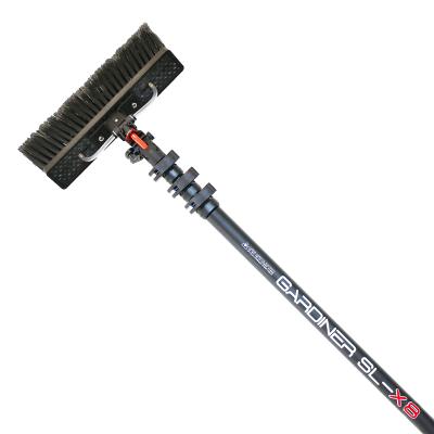 Gardiner SLX kolfiber, olika längder