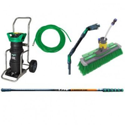 Unger Hydropower Ultra LC Advanced Kit Carbon 8,6 m