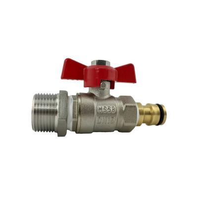 Vredkoppling Pro till vattentank