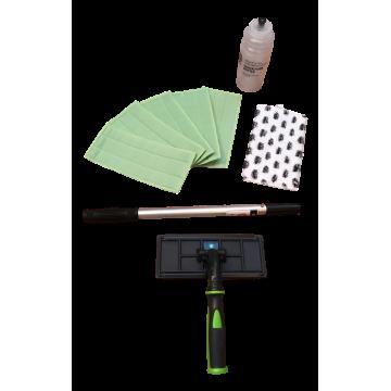 pulex indoor fönsterputs kit