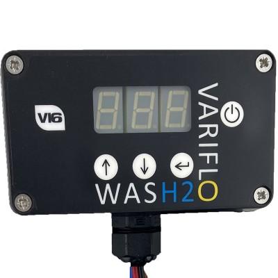 Digital kontrollenhet till vattenpump