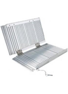 ramp i aluminium