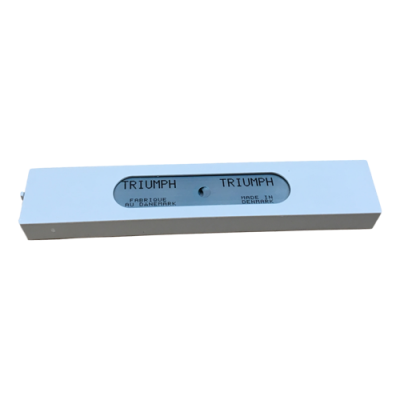 15cm Triumph rakblad grå